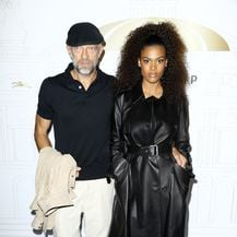 Tina Kunakey, Vincent Cassell (Foto: Getty)