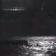 Uragan Florence (Video: Reuters)