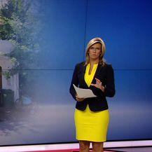 Dino Goleš uživo s Vukomerca o situaciji ispred zagrebačke škole (Video: Vijesti u 17 h)