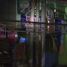 Super tajfun Mangkhut stigao na Filipine (Video: APTN)