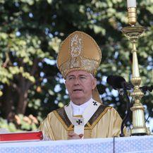 Biskup Marin Barišić (Foto: Ivo Cagalj/PIXSELL)