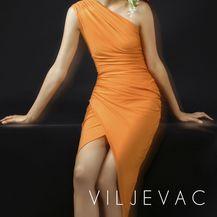 Kolekcija haljina za jesen dizajnerice Diane Viljevac - 10