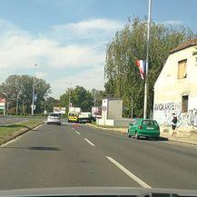Prometna nesreća u Podsusedu (Foto: Čitatelj)