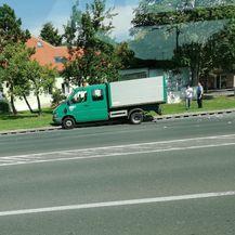 Prometna nesreća u Podsusedu 2 (Foto: Čitatelj)