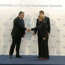 U Bukureštu 3. summit inicijative tri mora (Foto: Dnevnik.hr) - 2