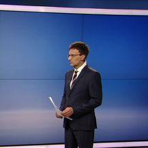 Mislav Bago uoči užeg kabineta Vlade (Video. Vijesti u 17h)