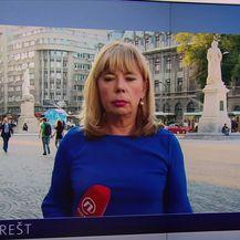 Ivana Petrović iz Bukurešta o sastanku Inicijative triju mora (Video: Vijesti u 17h)