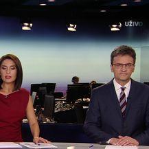 Ivana Petrović iz Bukurešta o sastanku Inicijative triju mora (Video: Dnevnik Nove TV)