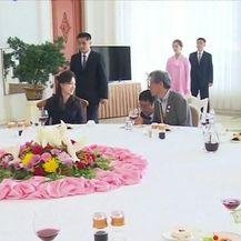 U Pyongyangu održan sastanak čelnika Južne i Sjeverne Koreje (Video: Vijesti u 17h)