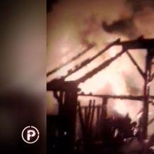 Požar koji je podmetnuo 33-godišnji piroman (Foto: Dnevnik.hr)