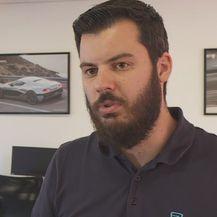 Mate Rimac, osnivač i direktor tvrtki Rimac Automobili i Greyp Bikes (Foto: Dnevnik.hr)