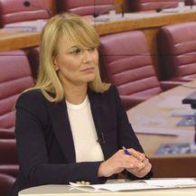 Bruna Esih, zastupnica stranke Neovisni za Hrvatsku (Foto: Dnevnik.hr)