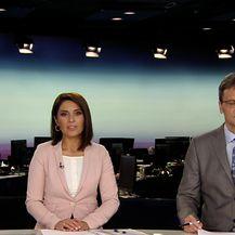 Ana Malbaša u Dnevniku Nove TV razgovarala s Ružicom i Marinkom Markovićem o njihovom prijevozu do srednje škole (Video: Dnevnik Nove TV)