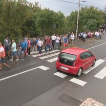 Održan Hod za čisti zrak od središta Viškova do Marišćine (Foto: Dnevnik.hr) - 2
