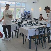 Ugostiteljsku školu na Braču upisali mladi iz cijele Hrvatske (Foto: Dnevnik.hr) - 1