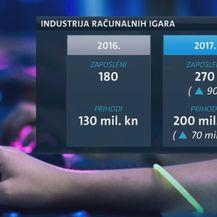 Industrija videoigara u Hrvatskoj (Foto: Dnevnik.hr)