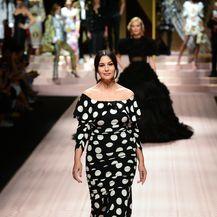 Monica u haljini iz kolekcije za proljeće/ljeto 2019.