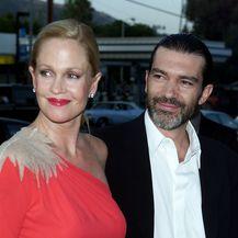 Melanie Griffith i Antonio Banderas (Foto: Getty)