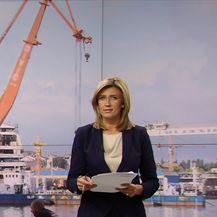 Ministar gospodarstva Darko Horvat o stanju u Uljaniku (Video: Vijesti u 17h)