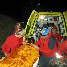 Akcija spašavanja 2 (Foto: HGSS Makarska)