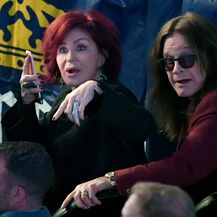 Sharon i Ozzy Osbourne (Foto: Getty Images)