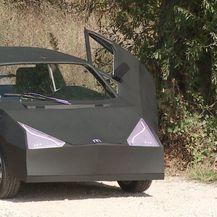 Mario Ljubičić napravio svoj prvi električni automobil (Foto: Dnevnik.hr) - 1