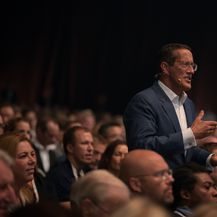 Richard Quest (Foto: Kai Chen/OBF)