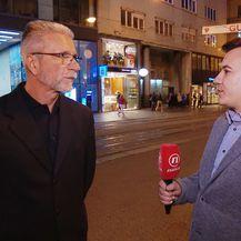 Dalibor Špadina razgovara s predsjednikom Nezavisnih hrvatskih sindikata o mirovinskoj reformi (Video: Dnevnik Nove TV) - 2