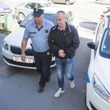 Blaž Curić doveden je na sud u Osijeku (Foto: Davor Javorovic/PIXSELL)