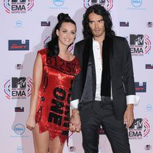 Katy Perry i Russell Brand (Foto: Profimedia)