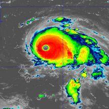 Floridi se približava uragan Dorian (Foto: NOAA)