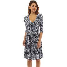 Popularna haljina na vezanje s Amazona - 4
