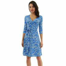 Popularna haljina na vezanje s Amazona - 5