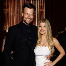 Fergie i Josh Duhamel (Foto: AFP)