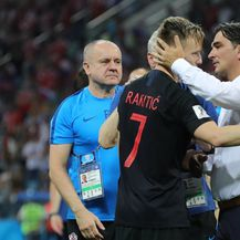 Ivan Rakitić i Zlatko Dalić (Foto: Christian Charisius/DPA/PIXSELL)