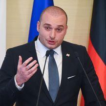 Mamuka Bakhtadze (Foto: NICHOLAS KAMM / AFP)