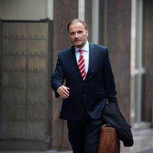 Odvjetnik Anto Nobilo (Foto: Goran Kovacic/PIXSELL)
