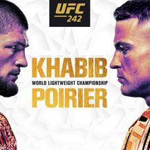 UFC 242: Khabib - Poirier