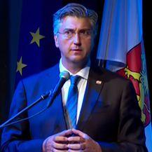 Premijer Andrej Plenković u Virovitici (Foto: Dnevnik.hr)
