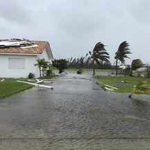 Poplave u Freeportu nakon uragana Dorian (Foto: AFP) - 1