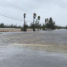 Poplave u Freeportu nakon uragana Dorian (Foto: AFP) - 4