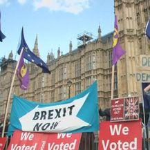 Prosvjedi zbog Brexita (Foto: Dnevnik.hr)