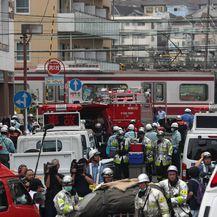 Nesreća u Yokohami (Foto: AFP)1 - 4