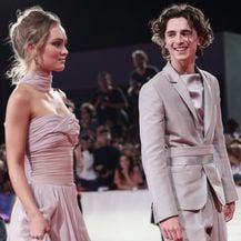 Lily Rose Depp i Timothee Chalamet (Foto: Getty Images)