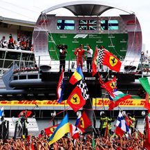 Navijači na Velikoj nagradi Italije (Foto: James Moy/Press Association/PIXSELL)