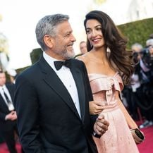 George i Amal Clooney (Foto: Getty Images)