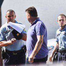 Policija privela Damira Škaru na ispitivanje u Županijsko državno odvjetništvo (Foto: Davorin Visnjic/PIXSELL)