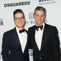 Matt Bomer i suprug (Foto: AFP)