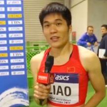Liao, kineska atletičarka (Screenshot)