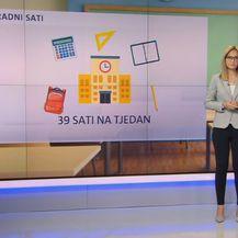 Radni sati učitelja (Foto: Dnevnik.hr)